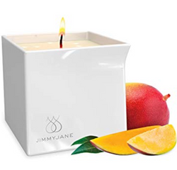Mystic Mango - Natural Massage Oil Candle