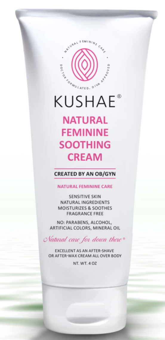 Natural Feminine Soothing Cream
