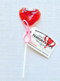 La Vie En Rose Aphrodisiac Lollipop ***Free w purchase from Mother's Day Gift Guide Collection***
