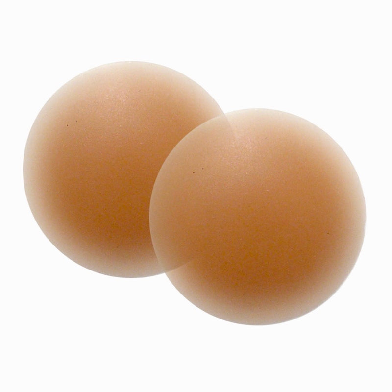 Silicone Nipple Covers   Dark Tone
