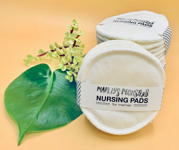 Ultra Soft Ecofriendly Nursing Pads