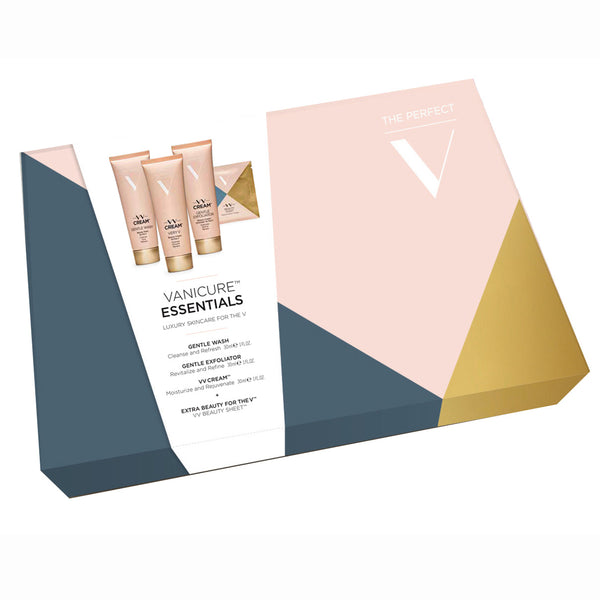 Vanicure Essentials Kit - Beauty Regimen for the Vulva