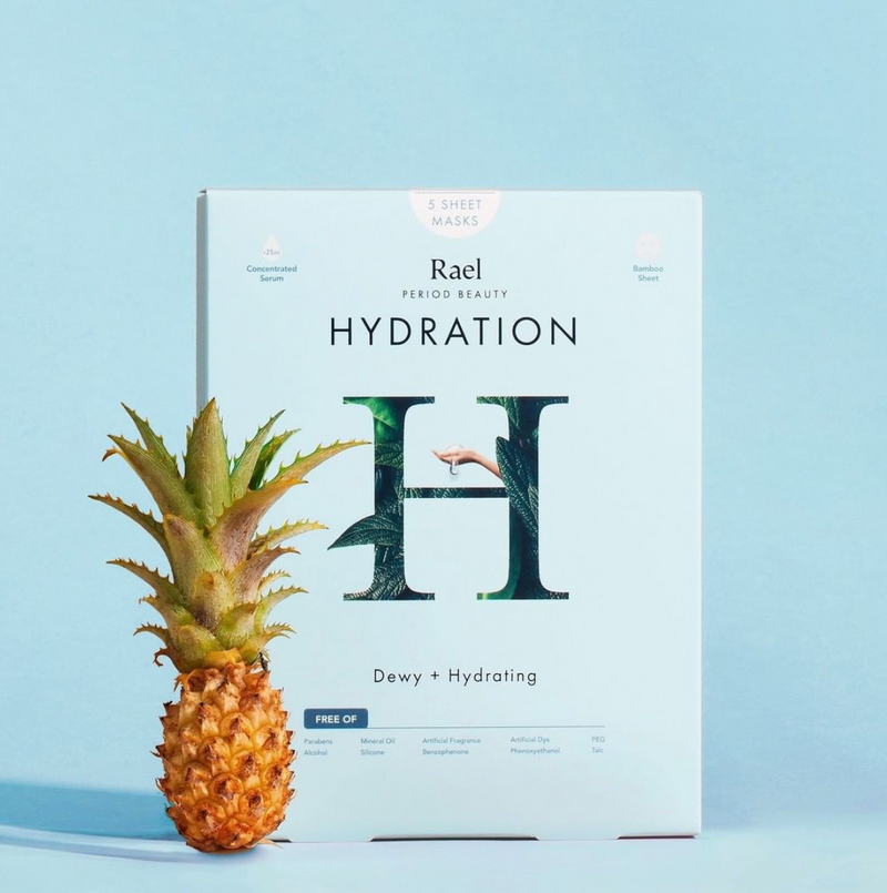 Hydration Sheet Mask (5 Sheets)