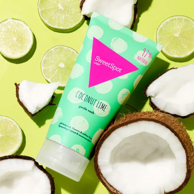 Coconut Lime Gentle Wash