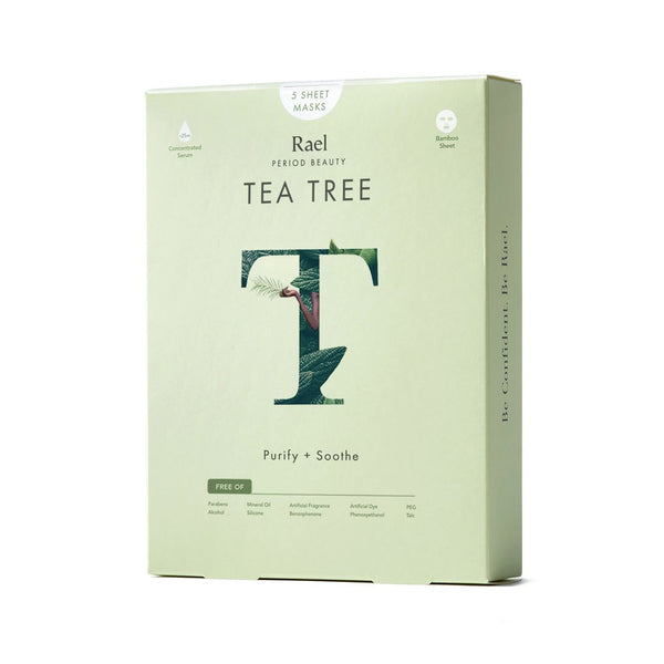 Tea Tree Sheet Mask (5 sheets)