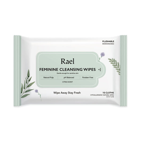 Feminine Cleansing Wipes