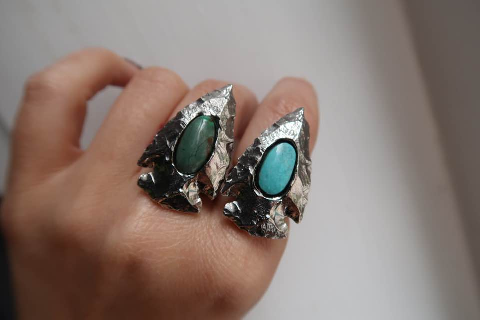 Arrowhead Rings