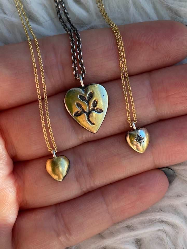 Pure of Heart Necklace