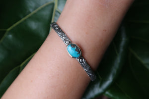 Turquoise Stacker Cuff