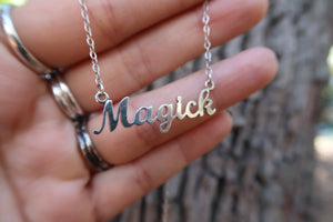 Magick Necklace