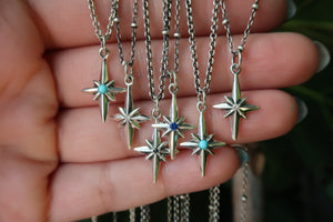 Second Star Necklaces