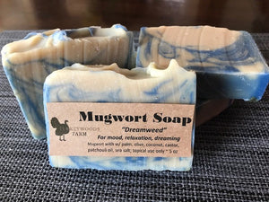 Soap, Mugwort with Patchouli