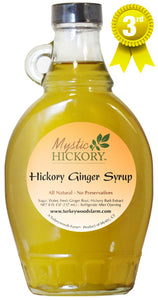 3. Hickory Ginger Syrup