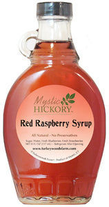 6. Red Raspberry Syrup