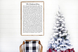 The Christmas Story Printable