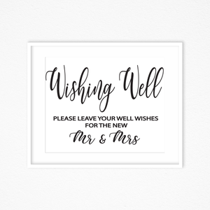 photograph about Wedding Signs Printable called Wishing Perfectly Marriage Indications, Printable Marriage Indicators Do-it-yourself, Marriage ceremony Symptoms