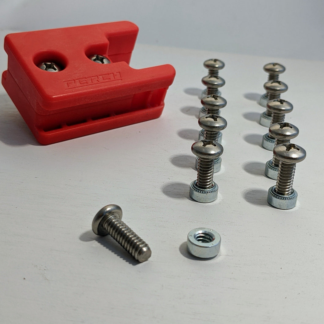 Double stack hardware kit