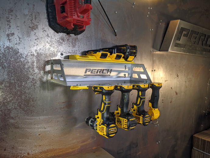 PERCH-V Tool Mount Rack