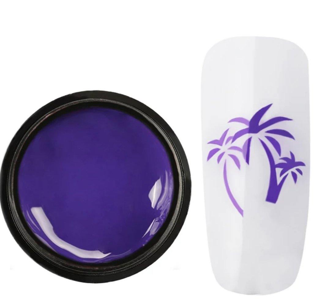 Paints Morado B - Cosmetica greenstyle