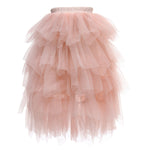 Princess Girls Tutu Tulle Maxi Skirts - everprincess