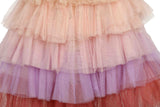 multi candy color tutu sewing