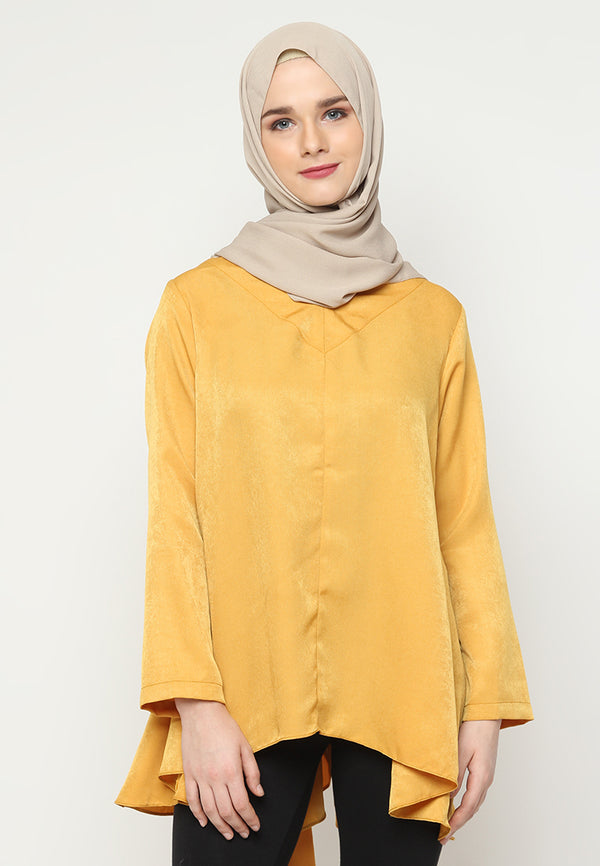 Malaika Blouse Yellow