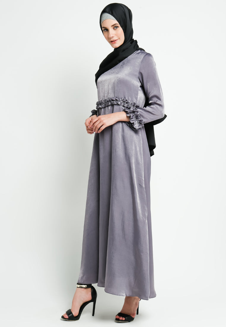 Shauna Dress Grey