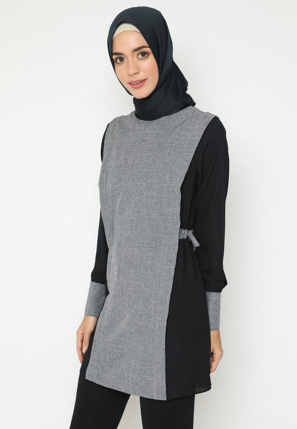 Sharda Tunik Black