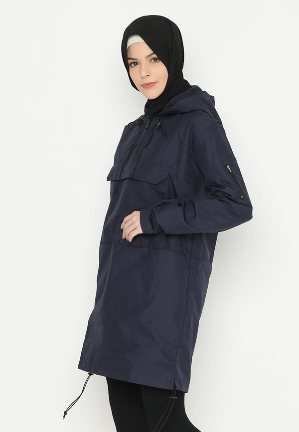 Zanna Jacket Navy