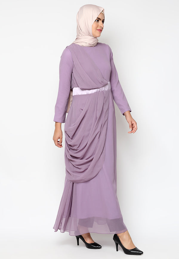 Kaisa Dress Purple