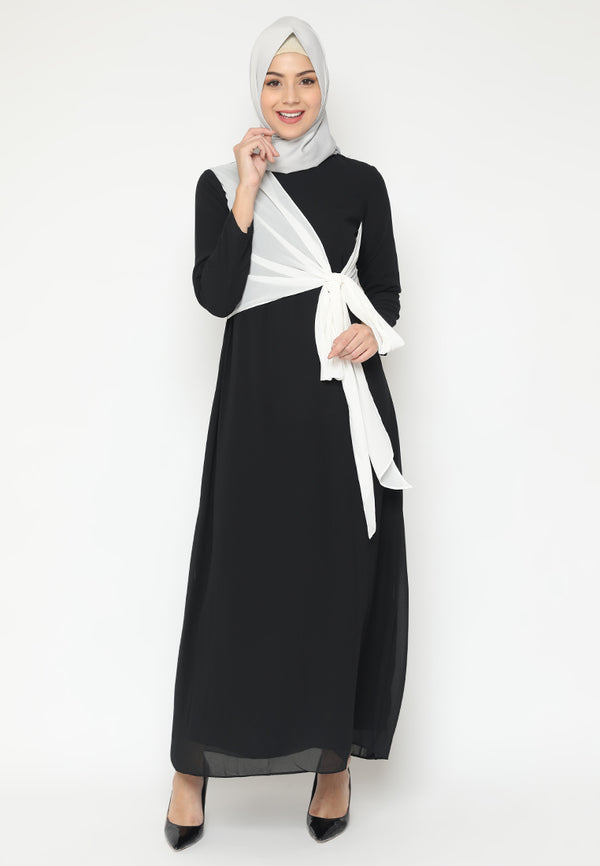Inayah Dress Black