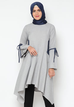 Alia Tunik Light Grey