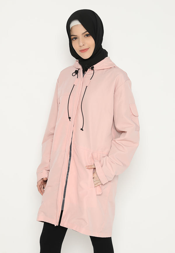 Iva Jacket Peach