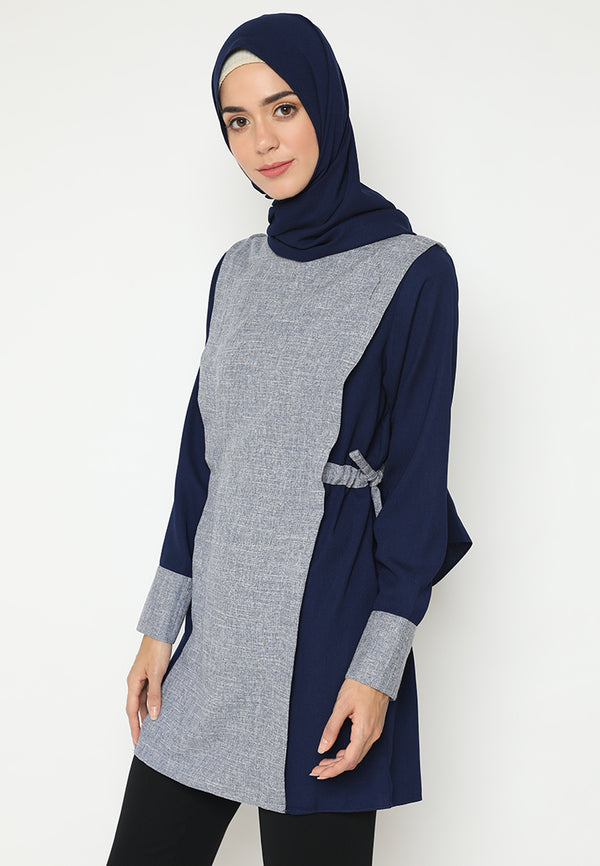 Sharda Tunik Navy