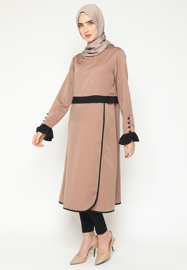 Shalla Tunik Light Brown