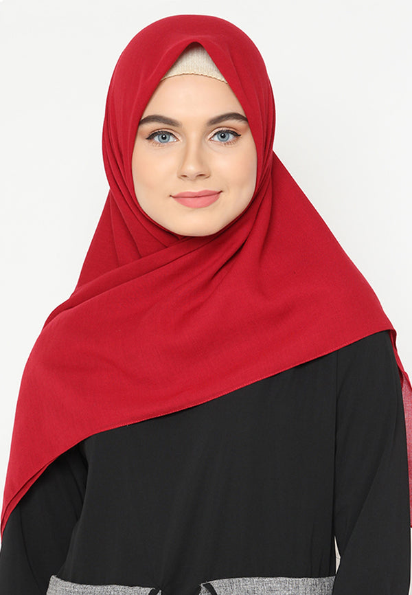 Sahara Scarf Red