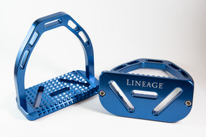 Lineage Stirrup in Blueberry Blue (Limited Edition)