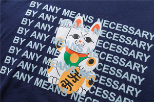 BY ANY NECESSARY - TSHIRT