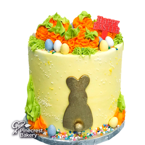 Easter Buttercream Bunny's Gold