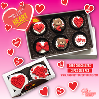 Valentine Oreo Chocolates