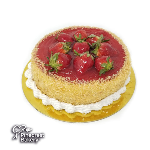 Cheesecake Strawberry