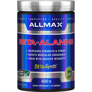 Allmax Nutrition - Beta Alanine (400g)