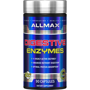 Allmax Nutrition - Digestive Enzymes (90Caps)
