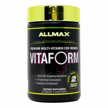 Allmax Nutrition - VITAFORM WOMEN,60TAB