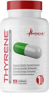 Metabolic Nutrition - Thyrene