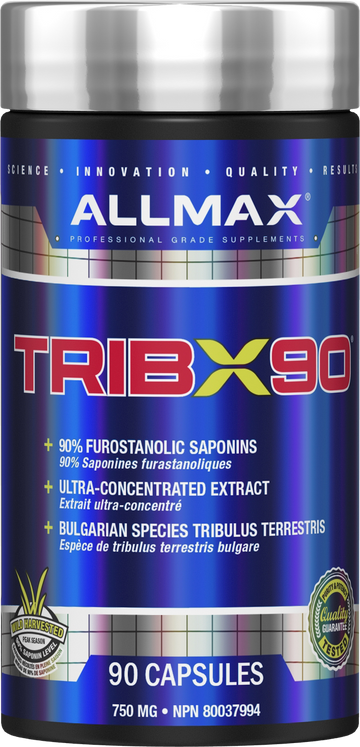 Allmax Nutrition - TribX90 (90Caps)
