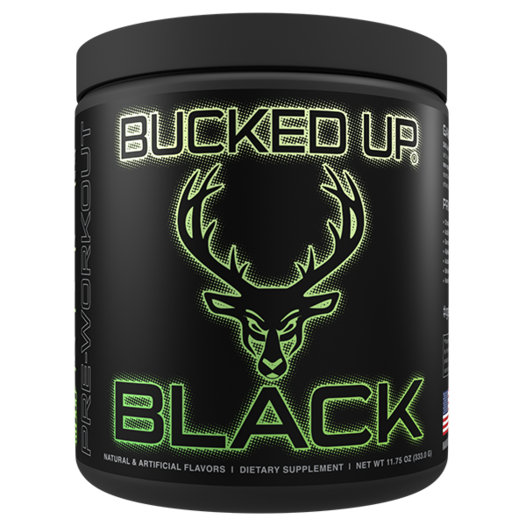 Das Labs - Bucked Up Black (30 Serv)