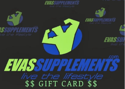 Eva's Supplements - Gift Card