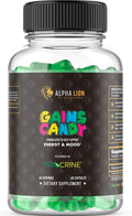 Alpha Lion - Gains Candy(60 Caps)