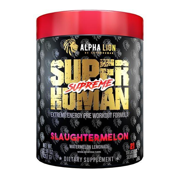 Alpha Lion - SuperHuman Supreme (21 Serv)